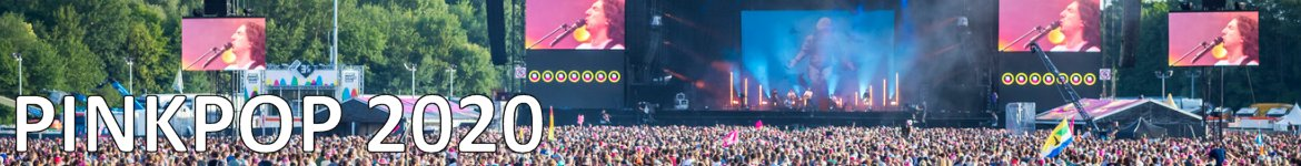 Pinkpop 2020 Tickets